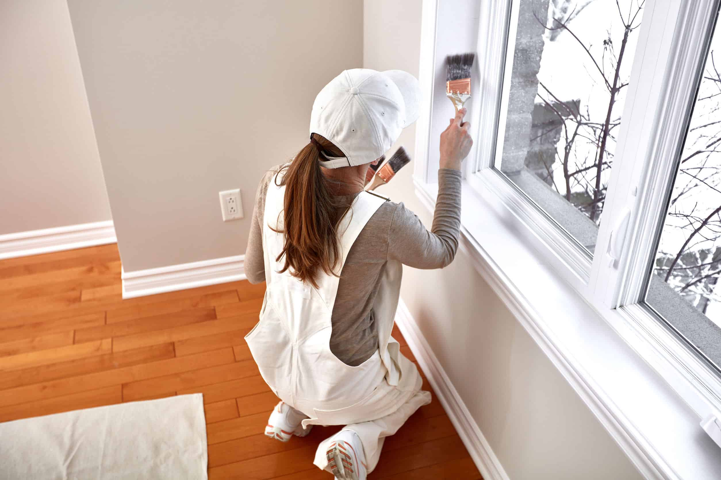 interior painting in east aurora, ny and wny