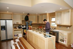 photo of a Kitchen remodelling