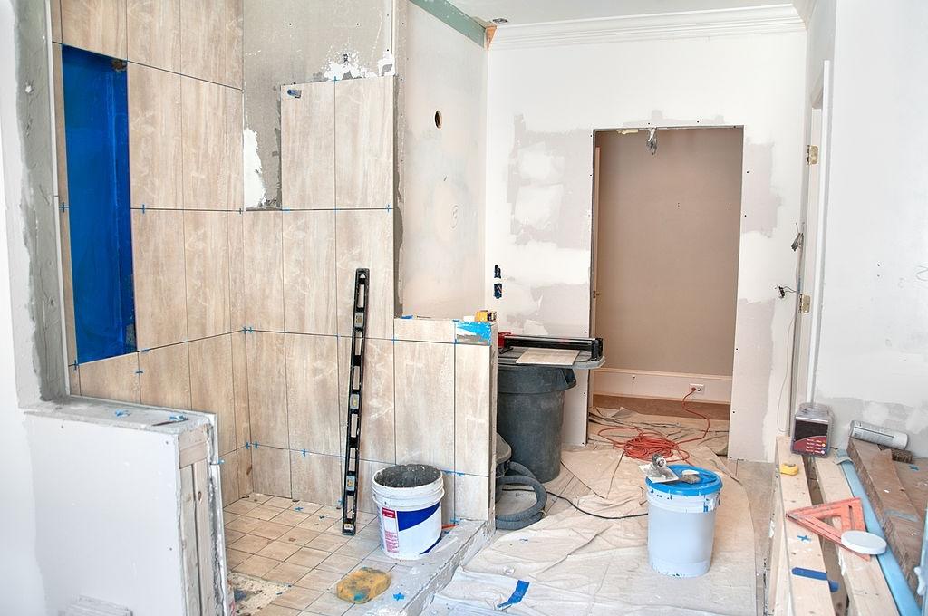 Bathroom Remodel Kenmore