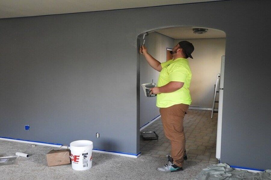 Interior Painting in wny