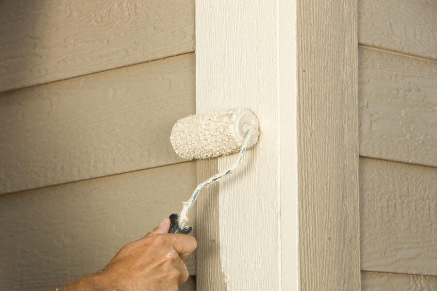 Exterior Painting in wny
