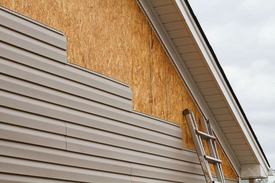 Siding Services in wny